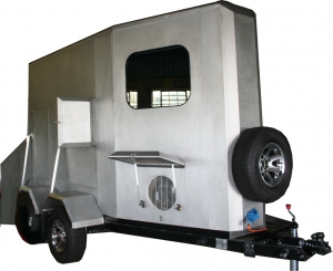 Horse Boxes
