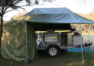 Tents and Tent Accessories