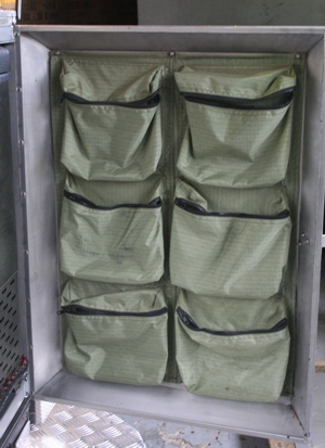 Canvas Door Bags