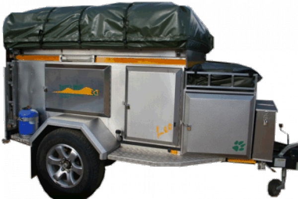 Leo 4x4 Leisure Camping Trailer