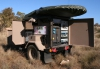 Satellite Communications Trailer