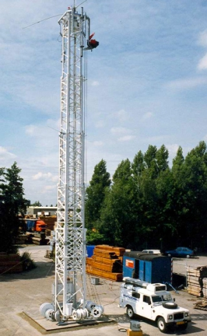 Lattice Towers